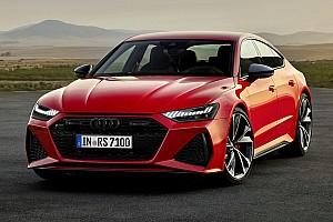Nuova Audi RS7 Sportback, un ritorno da 600 CV