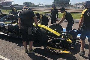 Test Pirelli: Sirotkin con le 18 pollici, Ocon lavora per il 2020