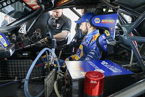 Hinchcliffe happy with brief Supercars 'refresher'