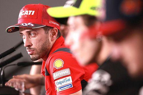 """Dovizioso: """"La decisión de Rossi con Galbusera es una señal de futuro"""""""