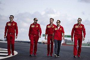 """Vettel: Ferrari tiene """"claridad"""" en su desarrollo después de su confusión"""
