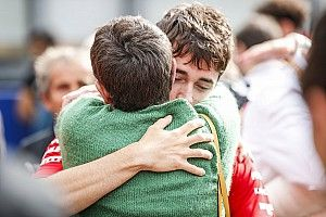"""Leclerc: il """"predestinato"""" con una forza che va oltre il dolore"""