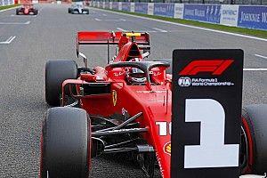 Belçika GP grid pozisyonları
