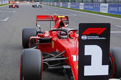 """Leclerc: """"Volevo fare il giro da solo, ha funzionato molto bene"""""""
