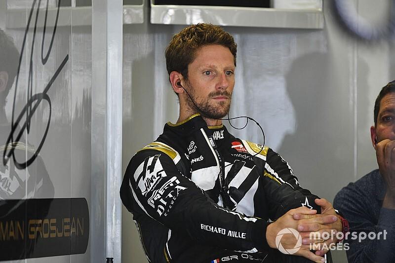 Грожан: После Сочи проблемы Haas вернутся
