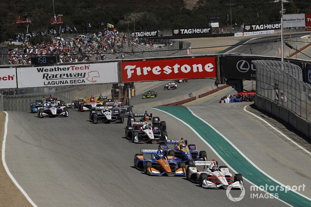 """Brown: """"F1 moet competitiviteit IndyCar nastreven"""""""