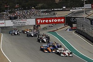 IndyCar confirms cancelation of Portland, Laguna Seca races