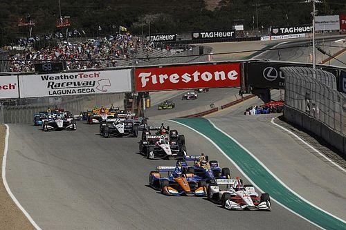 IndyCar confirms cancelation of Portland, Laguna Seca races