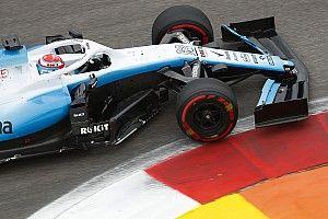 Williams: a Suzuka un'ala anteriore sperimentale