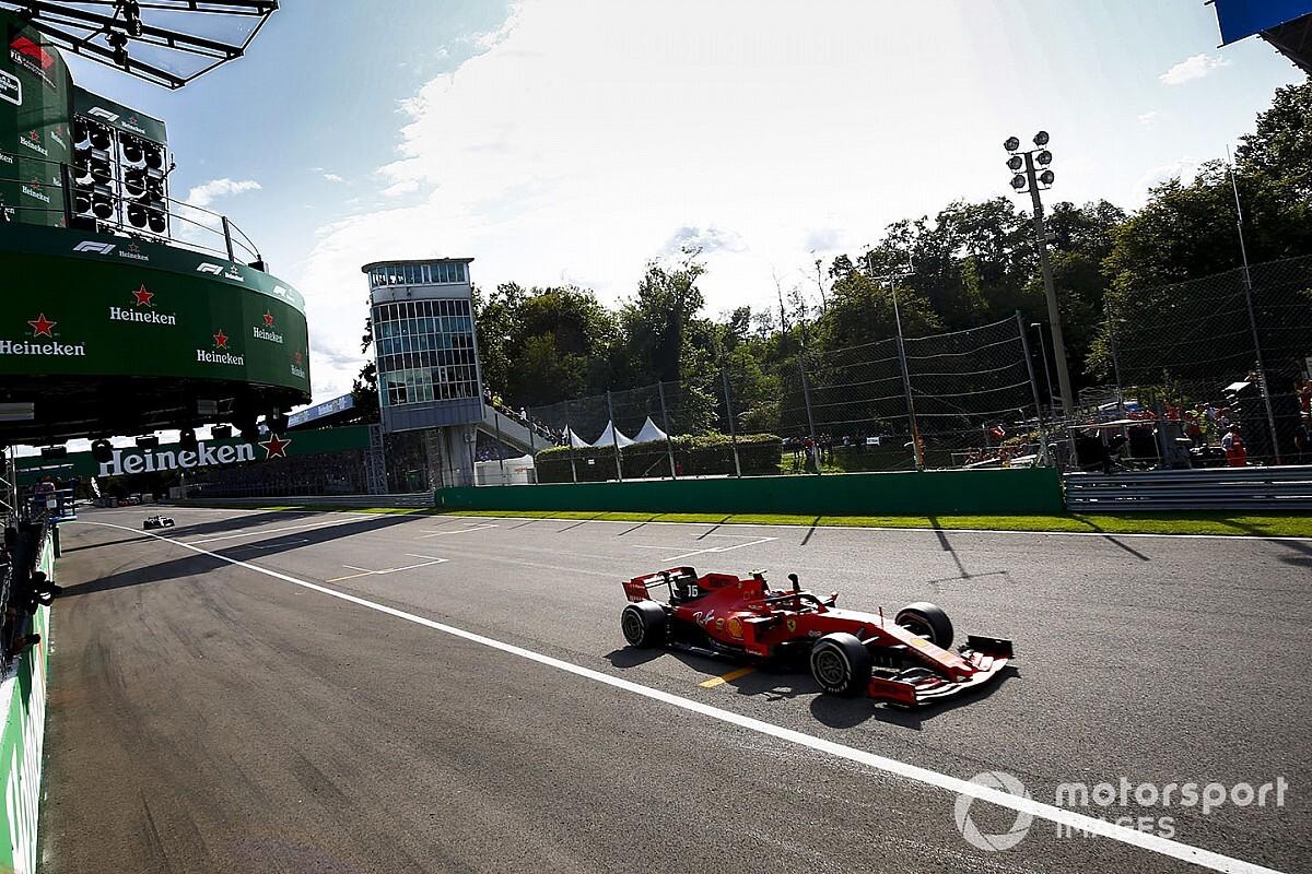 GALERIA: Confira como terminou o GP da Itália de F1
