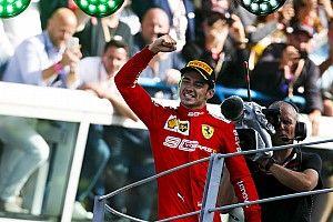"""Vasseur señala en Leclerc rasgos que """"solo campeones"""" tienen"""