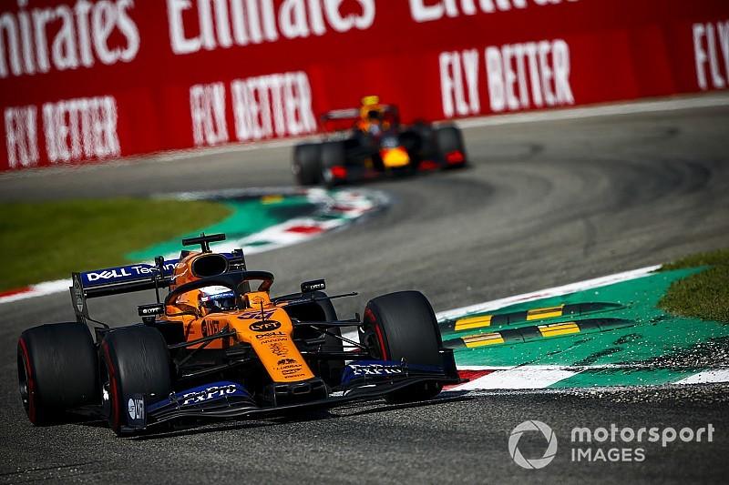 Sainz verontschuldigde zich aan Albon na touché op Monza