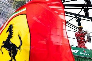 Лучшие фотографии Гран При Италии: воскресенье