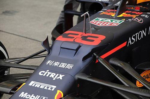 Red Bull: lo sfogo dell'S-duct è diventato piccolo