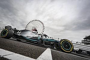 """A Mercedes sem tudja az időmérős """"gyengélkedés"""" okát"""