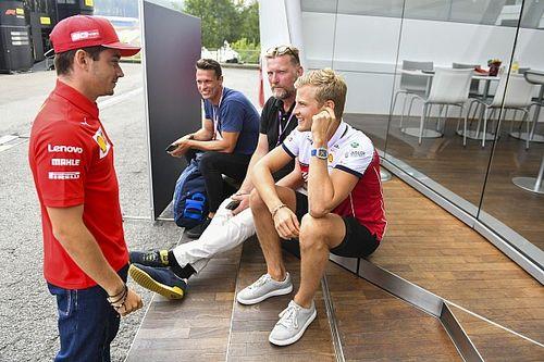 Ericsson, Spa'da yarışmadığı için mutsuz