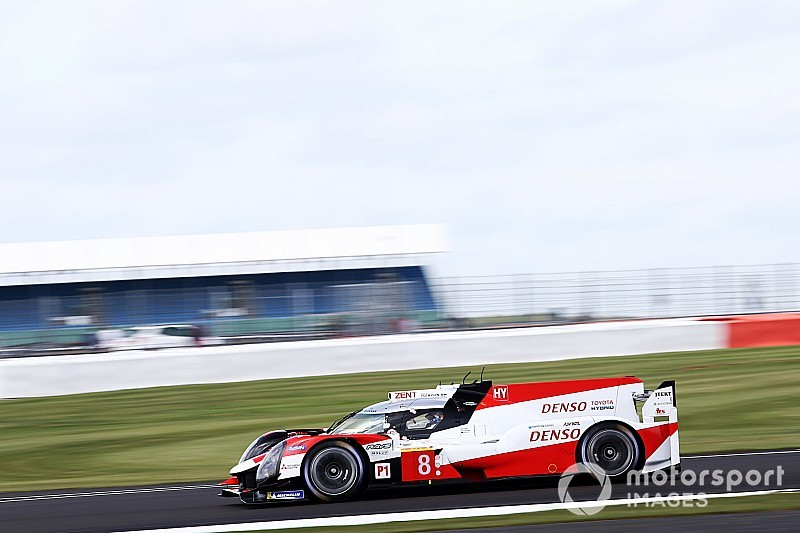 EL2 - Toyota accélère et prend la main à Silverstone