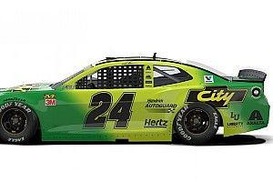 GALERIA: Confira as pinturas retrô dos carros da NASCAR para etapa de Darlington