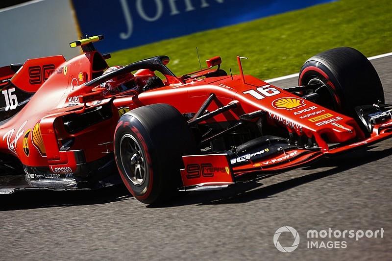 EL2 - Leclerc maintient Ferrari aux avant-postes