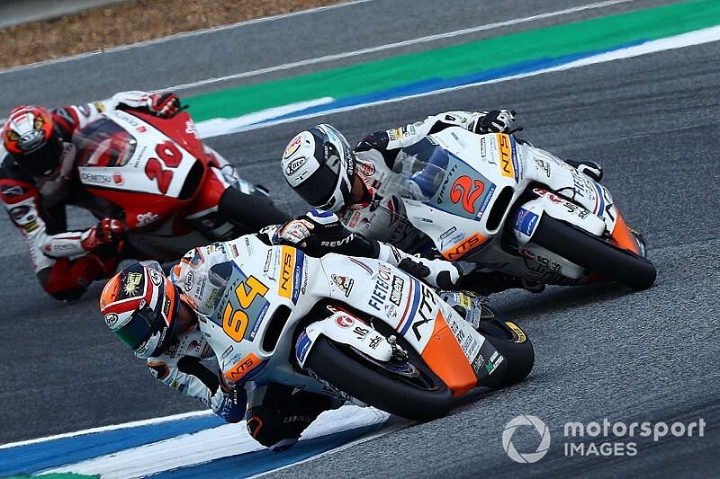 Marcon vervangt Raffin bij RW Racing in Valencia