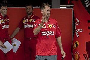 Vettel nyugalomra int a tájfun miatt