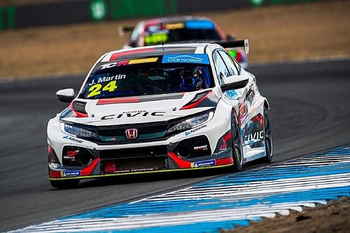 Ipswich TCR: Martin tops Friday running