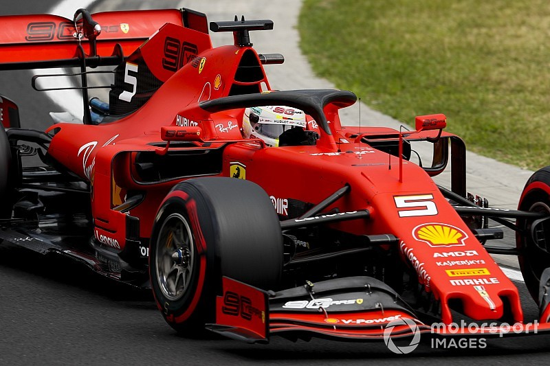 Binotto: Ferrari has added downforce to its 2019 F1 car