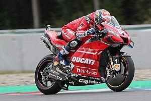 LIVE MotoGP: GP von Tschechische Republik, Warm-Up