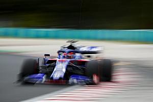 Podium nagrodą dla Toro Rosso