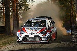 WRC, Rally Finlandia, PS17: Tänak risponde subito a Lappi