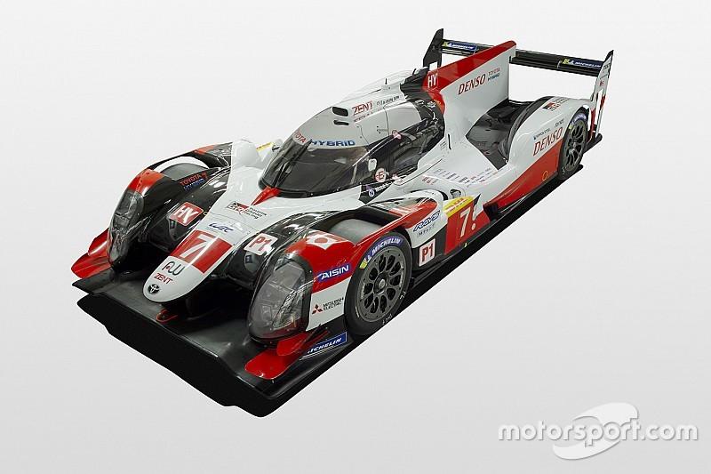 Toyota unveils revised LMP1 car for 2019/20 WEC season