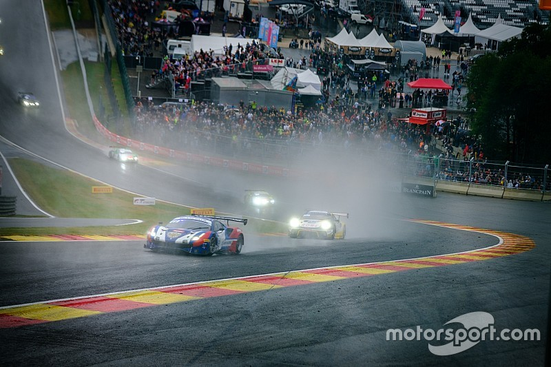 Spa 24h: SMP Racing Ferrari leads after six hours