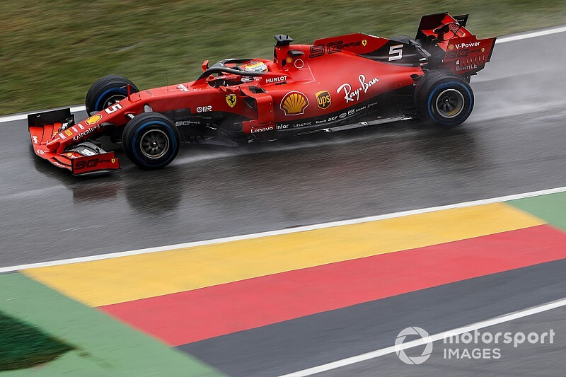 Vettel atribui erro na Alemanha à busca pela volta mais rápida