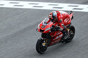 Петруччи: Я слишком агрессивен с мотоциклом