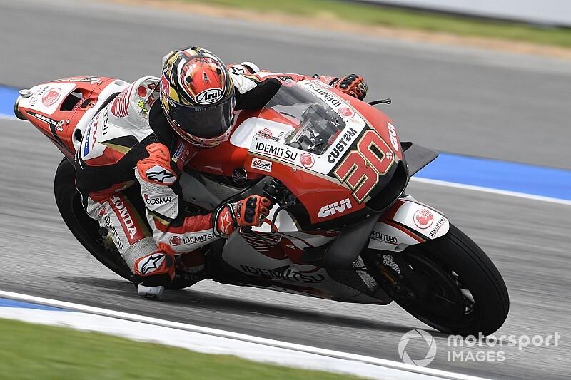 Honda оставила Накагами в команде LCR на следующий сезон