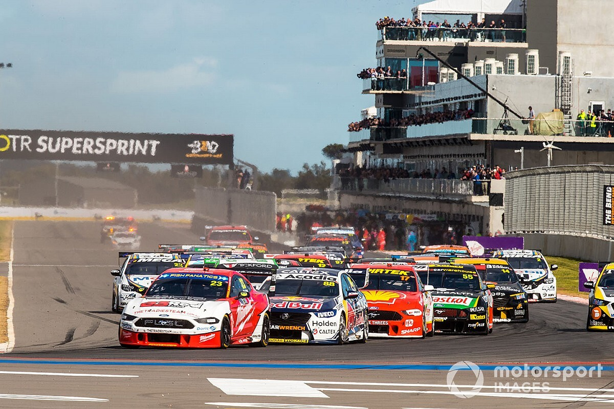 No live free-to-air coverage of Supercars enduro opener