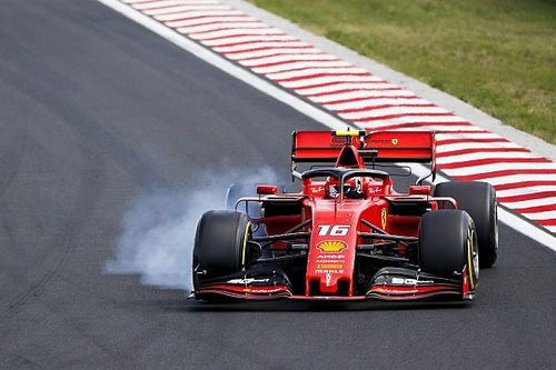 """Leclerc: """"Vettel lastik aşınmasını benden daha iyi yönetiyor"""""""