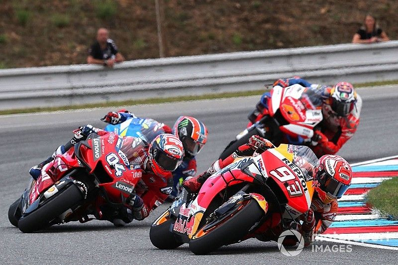 """Márquez: """"Este año no voy a estar yo solo peleando con las Ducati"""""""