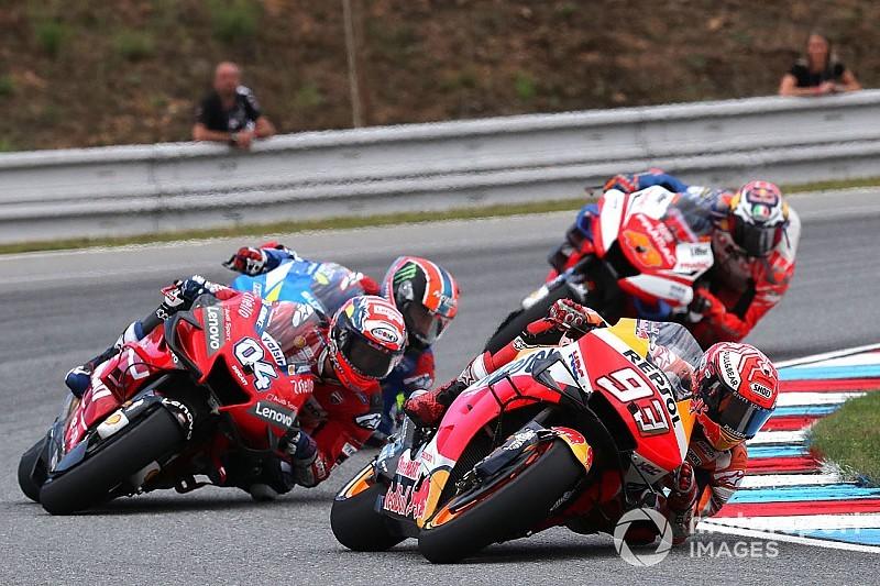"""Márquez: """"No voy a estar yo solo peleando con las Ducati"""""""
