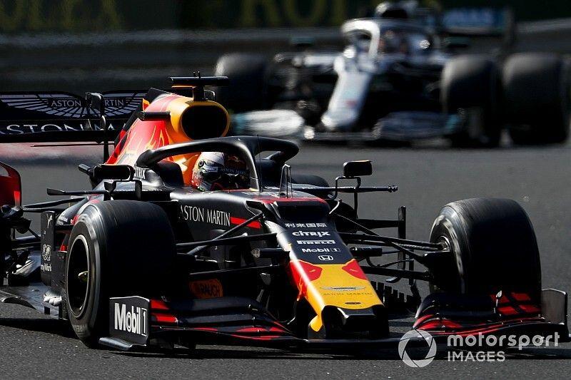 Verstappen: Honda progress is testing Red Bull's durability