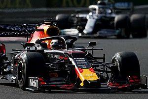 Ферстаппен в Венгрии поддался на провокацию Mercedes и убил шины за 12 кругов до финиша