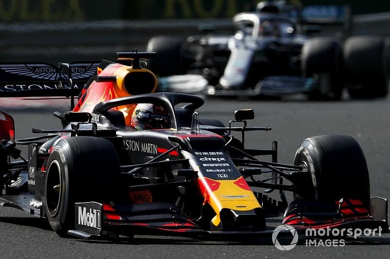 Verstappen: Hamilton, Mercedes'in sahip olduğu avantajı gösterdi