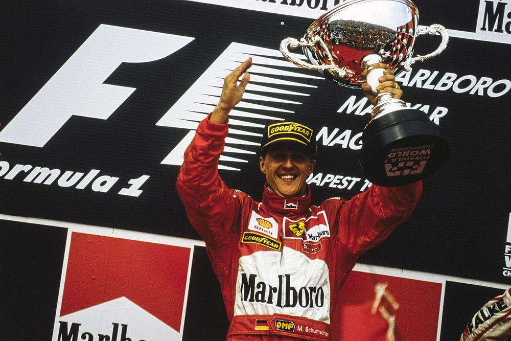 """Mick: """"Schumacher belgeselini izlemek duygusal olacak"""""""