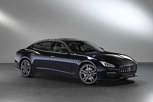 Maserati estrenará Quattroporte y Levante especiales en Monterey