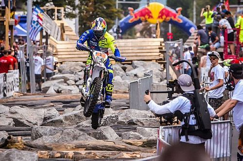 Red Bull Romaniacs: Dirt Bike Obstacle Course of Nightmares