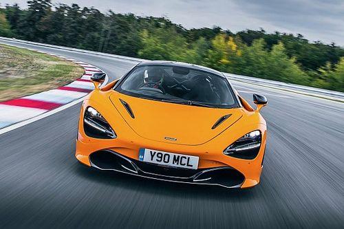 McLaren 720S Longtail, Speedster sin ventanas laterales, llegan pronto