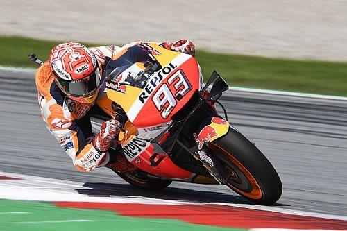 Marquez pályacsúccsal szerezte meg az ausztriai pole-t