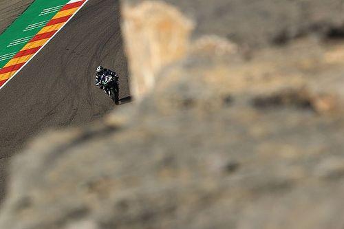 Volledige uitslag tweede vrije training Grand Prix van Aragon