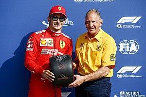 Így szerezte meg Leclerc a pole-pozíciót Monzában (videó)