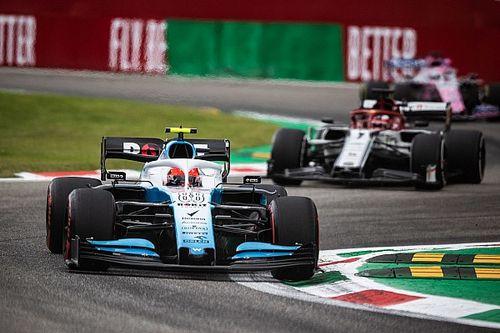 Ergebnis: Formel 1 Monza 2019, 3. Freies Training